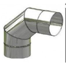 Koleno nerez stálé ø 150 mm / 90°