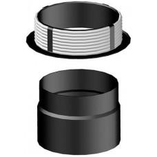 Redukce pro přípojení do keramického komínu 180/150mm