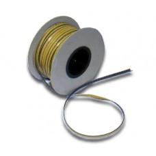 Těsnící šňůra samolepící 8 x 2 mm černá