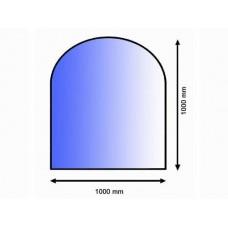 Podkladové tvrzené sklo pod kamna Lienbacher 21.02.881.2