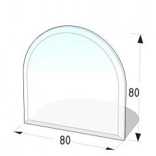 Podkladové tvrzené sklo pod kamna Lienbacher 21.02.897.2