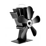 Ventilátor na kamna 5 listový